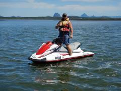 Pumicestone Passage Jetski Rental Caloundra