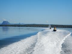 'Glasshouse Twister' Jet Ski Hire and Ride
