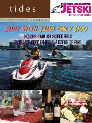 Mother's Day Ride with Tides