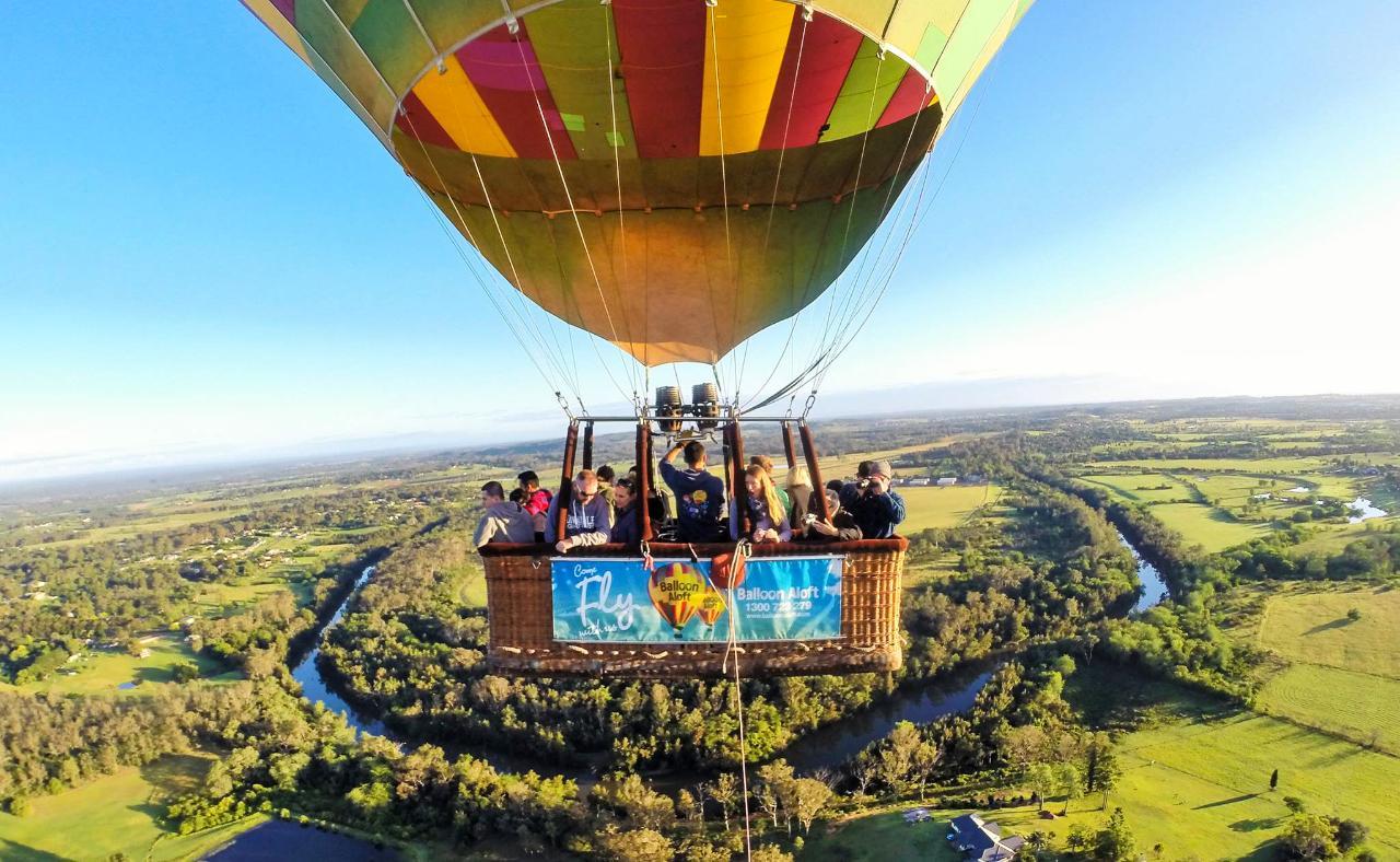 Sydney-Camden Sunrise Hot Air Balloon Flight