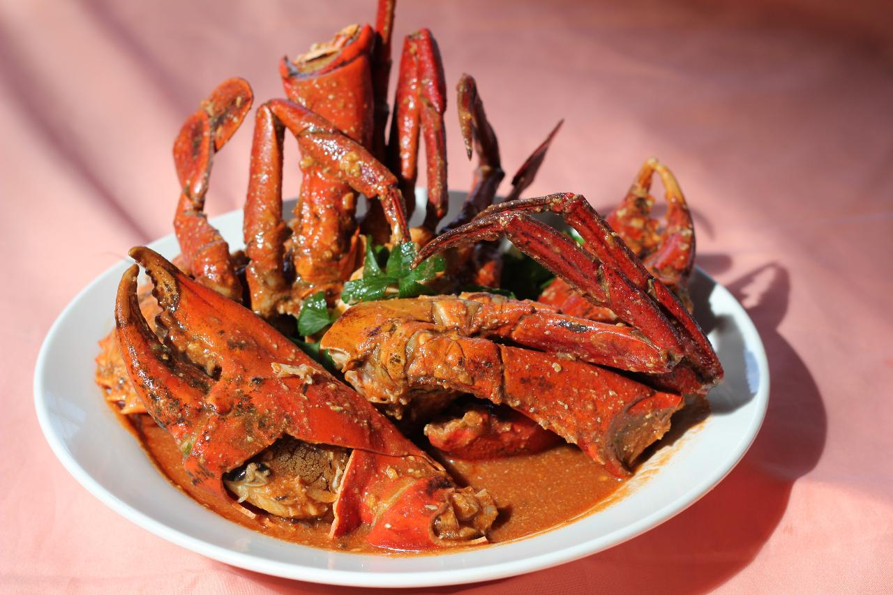 Tour + Chilli Mudcrab Lunch