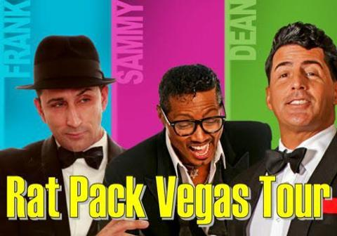Vegas Rat Pack Tour