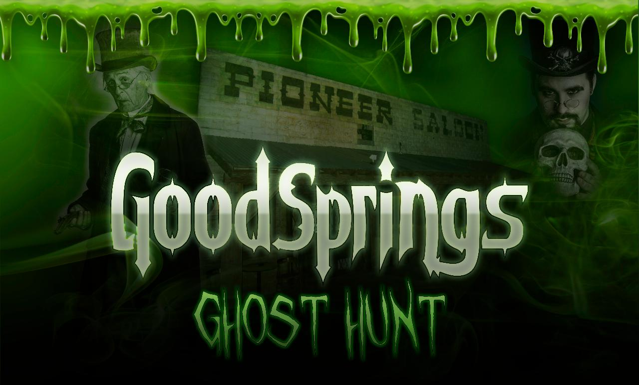 Goodsprings Ghost Tour