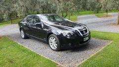 Wedding Vehicle & Driver Hire - Holden Caprice Large Luxury Sedan