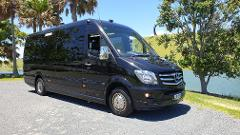 Auckland Airport > City One Way - (EVM Mercedes Sprinter First Class 16 Passenger Minibus)