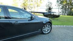 Auckland City > Airport One Way - (Private Standard Executive Sedan for 1-3 passengers)