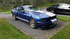 Wedding Vehicle & Driver Hire - Ford Mustang GT500