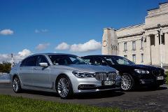 Wedding Car & Driver Hire - 2015 BMW 7 Series Silver or Black
