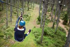 Tree Adventures Zip Line Auckland