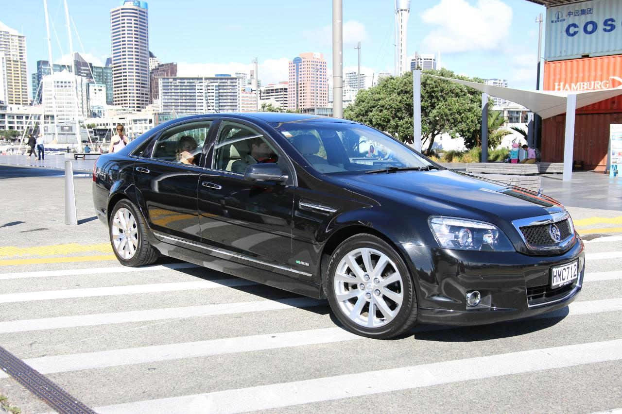 Corporate Vehicle & Chauffeur Driver Hire - (Executive Large Sedan)