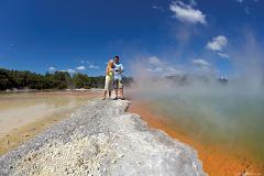 Rotorua Wai-O-Tapu Geothermal Wonderland - Private Transport