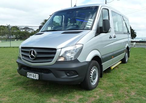 Corporate Vehicle & Driver Hire - (Business Class 8 Passenger or Touring Class 11 Passenger Mercedes Sprinter only)