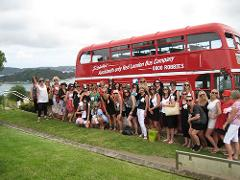 Waiheke Island Fun Bus Vineyard Tour
