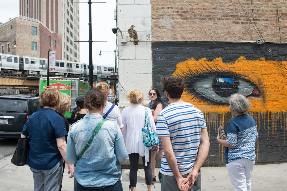 Old Polonia and Wicker Park Walking Tour with Food for UChicago Alumni