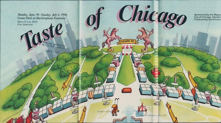 Forgotten History of Chicago Festivals Virtual Tour, 7/9