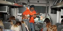 Chicago Jazz, Blues and Beyond Bus Tour with Soul Food Lunch for UChicago Alumni