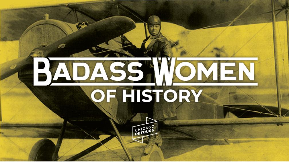 Badass Women of History Virtual Event