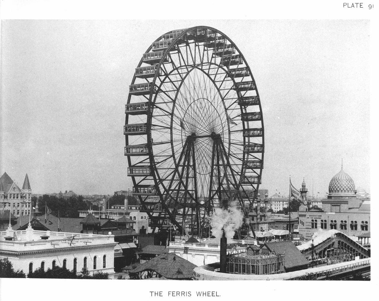 Wonders of the 1893 World's Fair, 8/20