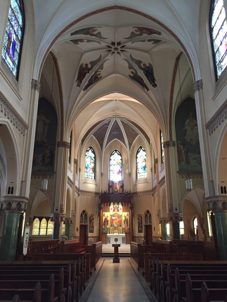 Bridgeport Boats, Arts, Monks and Lunch Walking Tour - UChicago Alumni