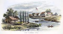 """""""Chicago's Earliest Buildings, from Wigwams to Taverns"""""""
