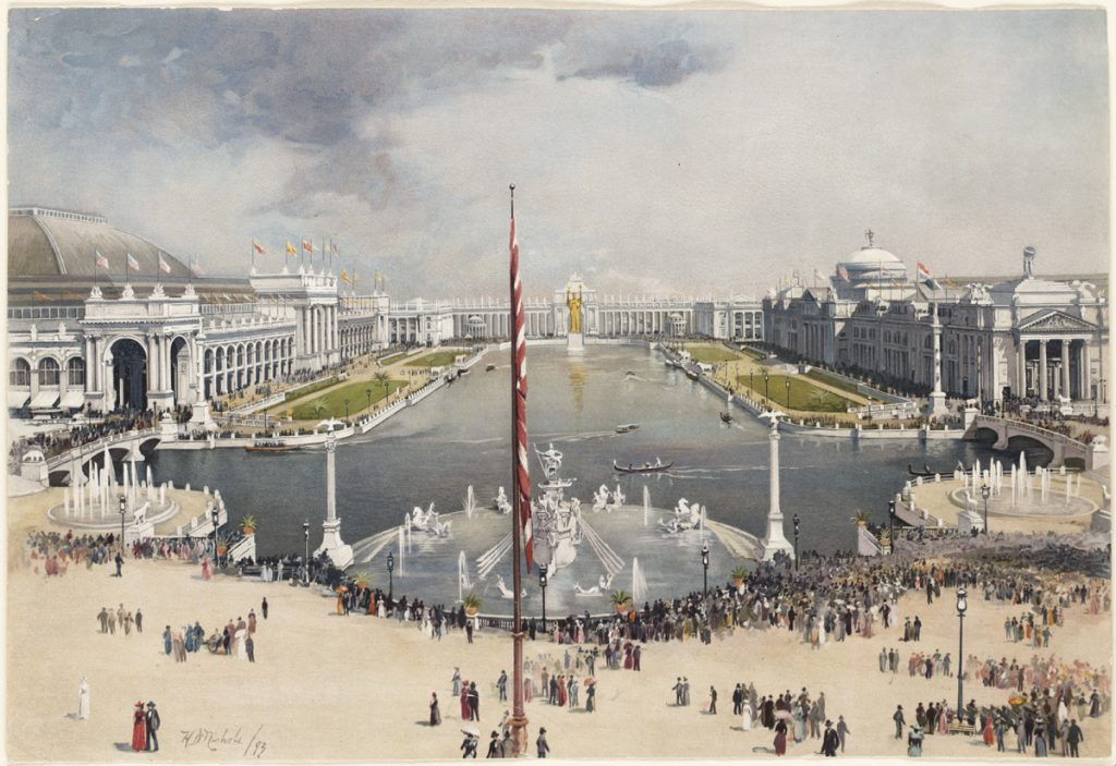 Innovations at the 1893 World's Fair