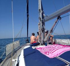 Private Sailing in Lisbon
