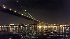 Lisbon at night