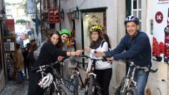 Sintra Bike Tour & Traditional Sweets