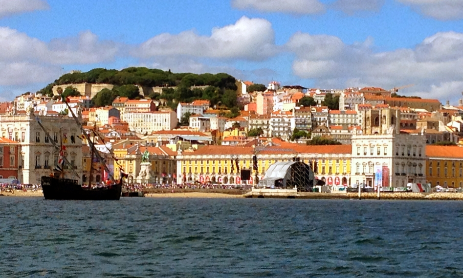Good morning  Lisbon