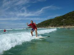 Learn to Surf Rainbow Beach - 2 Hour Surf Lesson