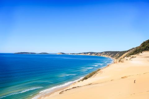 2 Night Rainbow Beach &  Fraser Island Adventure - 3 Day Tour