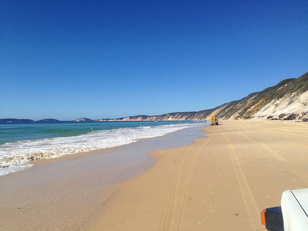 Double Island Surf or Play Adventure -  Rainbow Beach 3 hours