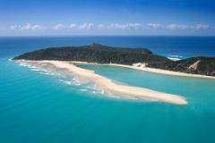 Double Island Surf or Play Adventure Noosa (day trip)