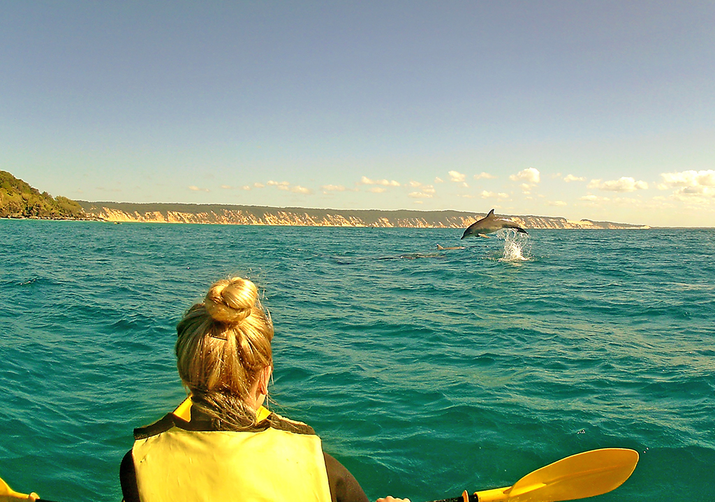 Dolphin View Kayaking & Fraser Island 2 Night Adventure