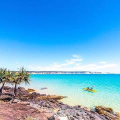 Full Day Private Tour Double Island Rainbow Beach - From Noosa