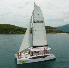 Private Charter on Kuru Daytime 3 hr with nibbles