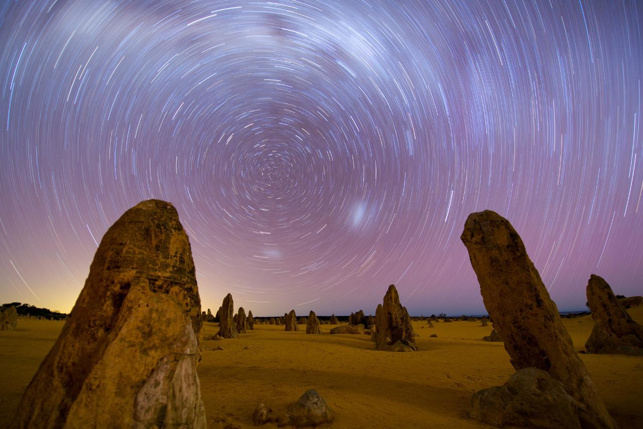 Pinnacles Stargazing