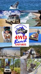 4WD Beach Safari - Gold Coast