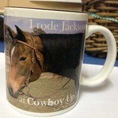 Jackson Memorial Mug