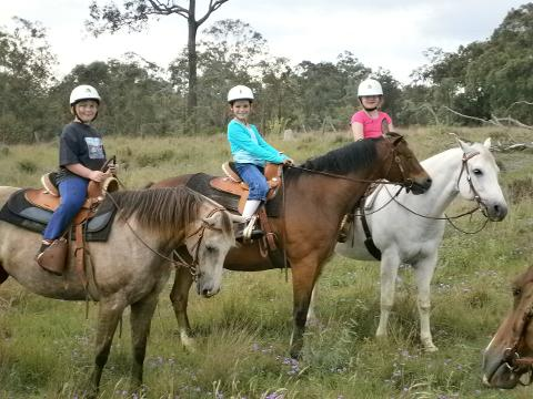 1 Hour Trail Ride
