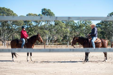 Private 1 Hour Riding Lesson