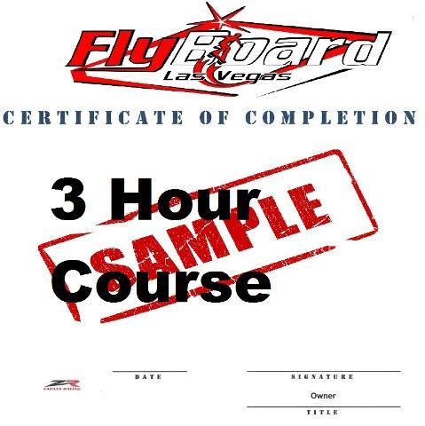 Operator Training Course (3 Hour Course)