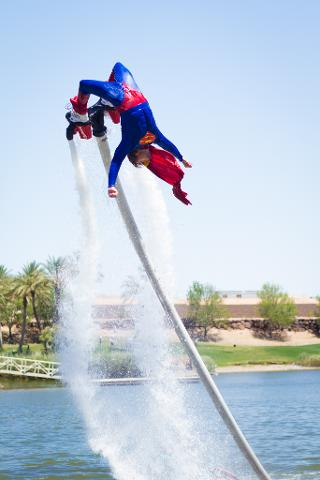 Flyboard Las Vegas Monthly Pass (Unlimited Use)