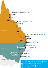 Sydney to Cairns Northbound East Coast Australia Tour - 14 days