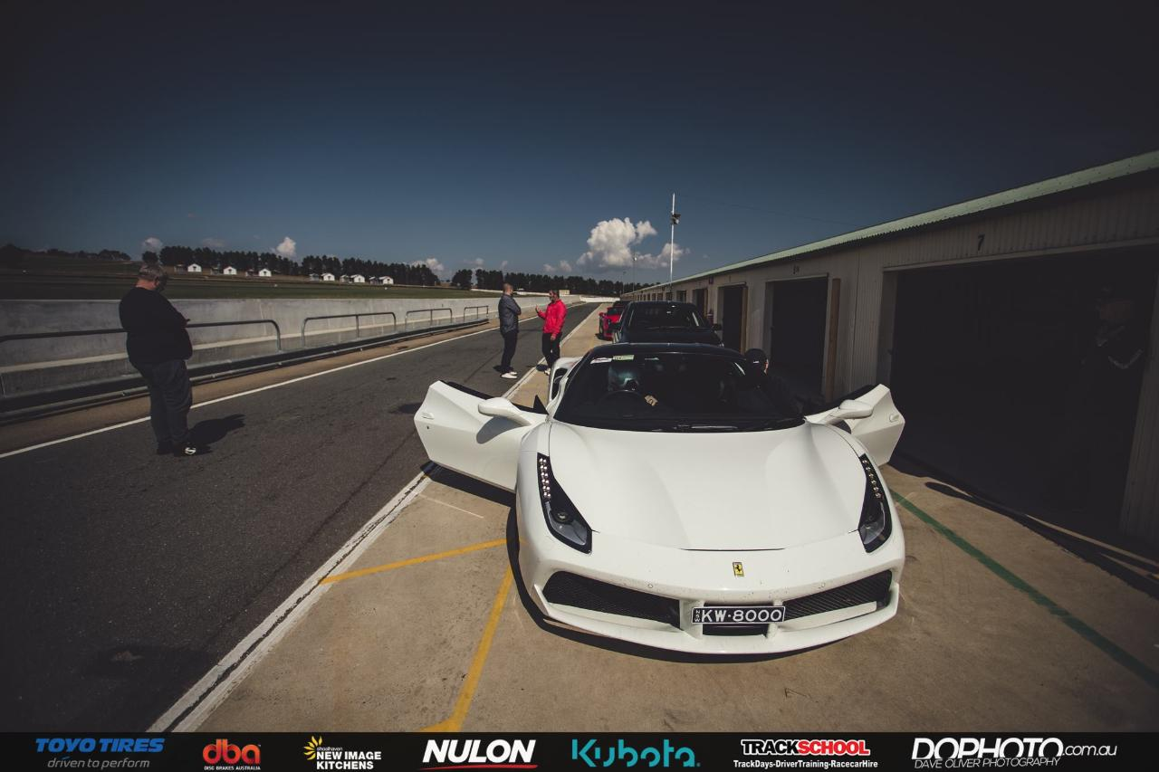 Wakefield Park Track Day - Open Pit Lane Experience