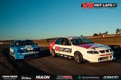 V8 Hot Laps - Wakefield Park