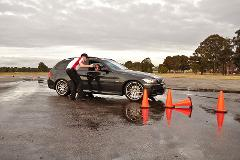 Advanced Driver Training - Skid Pan
