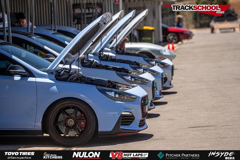 COME and TRY TRACK DAY