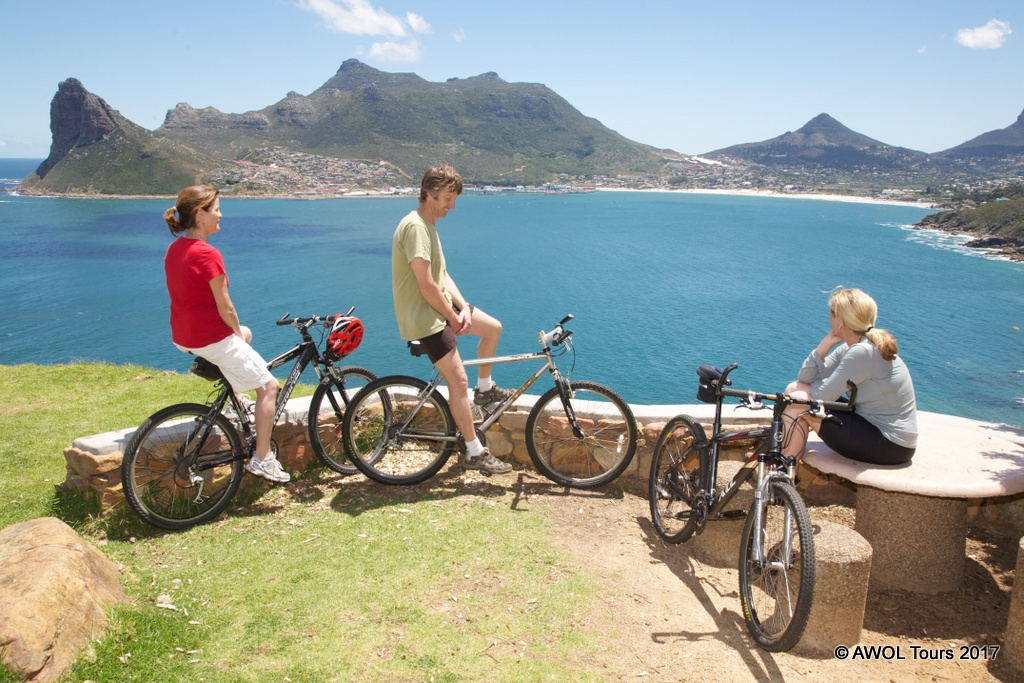 Cape Point cycling tour