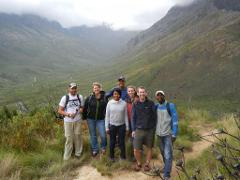 Winelands walking tours